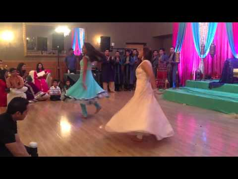 Omar's - Wedding dance at cousin Sehrish's wedding!