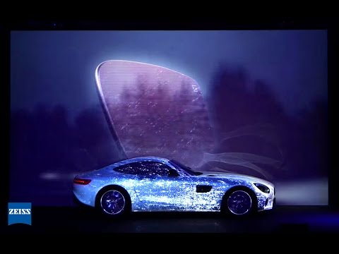 Zeiss Drive Safe - Car Mapping Projection
