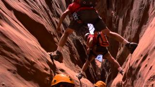 Utah Bucket List: Canyoneering in Utah's Grand Staircase