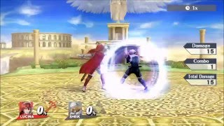 SSB4 – DL With It: Marth's Dancing Blade shield brake