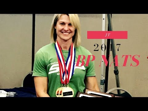 2017 USA Powerlifting Bench Nationals