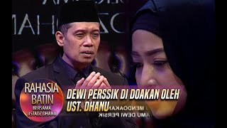 Video Dewi Perssik Di Doakan Oleh Ust. Dhanu - Rahasia Batin (17/1) MP3, 3GP, MP4, WEBM, AVI, FLV Maret 2019
