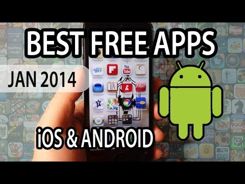 BEST FREE APPS OF JANUARY 2014