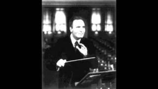 Bruno Walter Conducts The Good Friday Music From Wagner's Parsifal