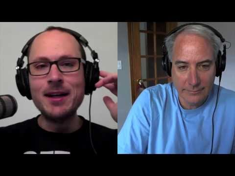 Video editing & Computer discussion with Dave Dugdale