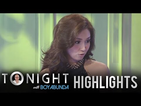 TWBA: Roxanne Barcelo Used To Think Of Quitting Showbiz