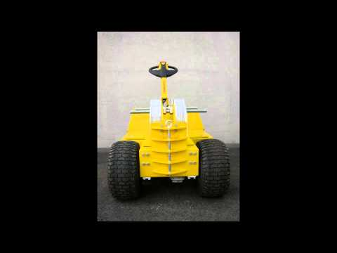 Pull or Push Tug | Alitrak TT1000