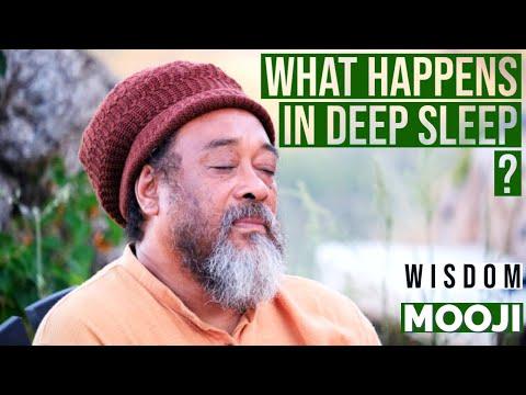 Mooji Video: What Remains In Deep Sleep ?