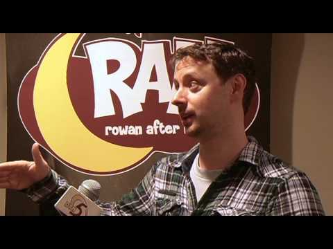 Kyle Dunnigan Interview 10.6.2012