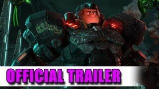 Wreck-It Ralph Hero's Duty Trailer (2012)