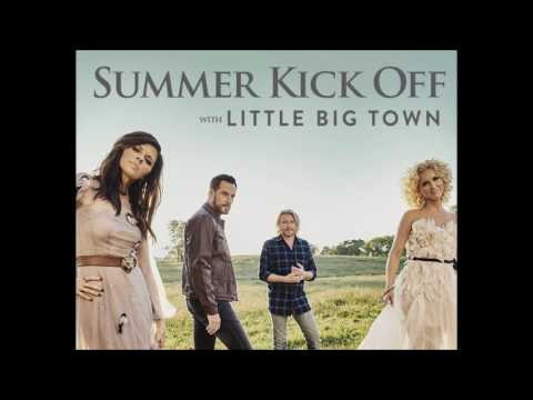 Summer Kick-off With Little Big Town
