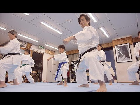 Ιαπωνία: Το καράτε και η ιεροτελεστία του τσαγιού
