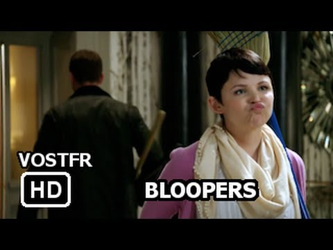 [HD] Once Upon a Time Season 2 Blooper Reel / Bloopers / Gag Reel VOSTFR (видео)