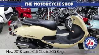 9. new 2018 Lance Cali Classic 200i beige