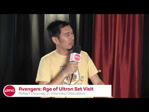 set - Jon Schnepp begins his report of his time on the set of the upcoming Marvel film AVENGERS: AGE OF ULTRON!