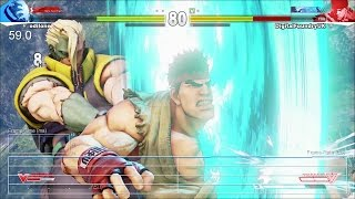 How SFV is shaping up in the here and now
