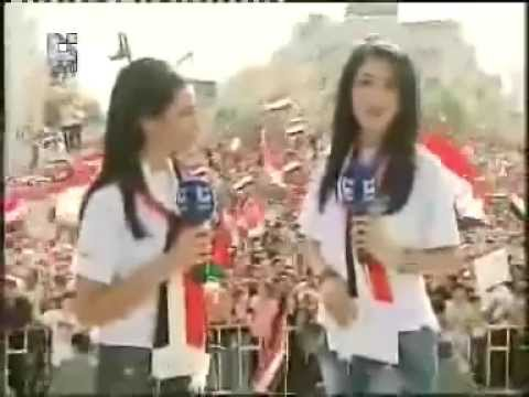 مسيرة السبع بحرات - دمشق
