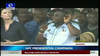 APC Presidential Rally Ibadan Part 5