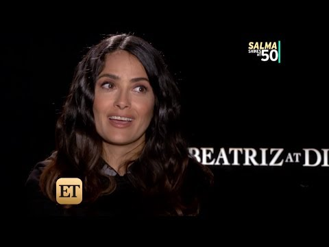 Salma Hayek on Her Signature Style & How Her Daughter Valentina Inherited Her Fiery Fabulous Nature