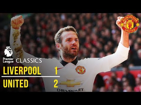 Liverpool 1-2 Manchester United (14/15) | Premier League Classics | Manchester United