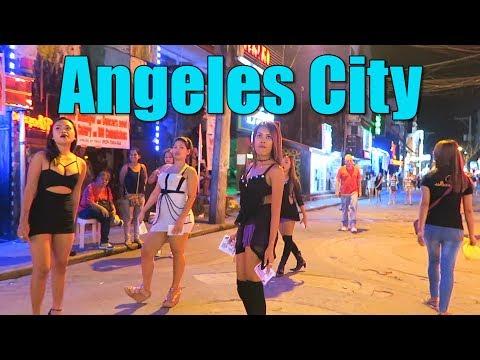 Angeles City: A Night On Walking Street, Fields Avenue 🇵🇭