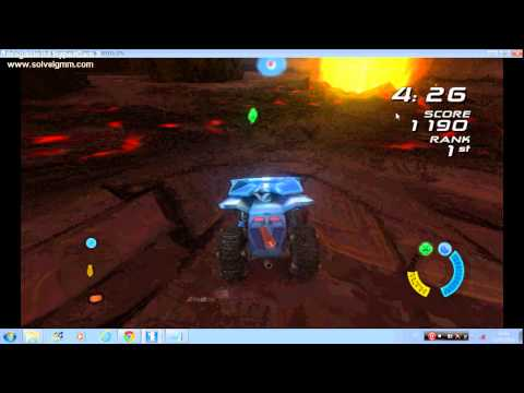hot wheels battle force 5 wii review