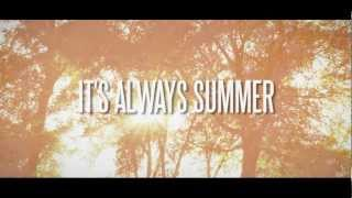Yellowcard - Always Summer (Lyric Video)