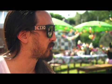 Tomorrowland 2014 | Interview Steve Aoki
