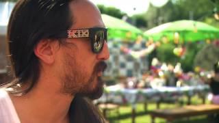 Tomorrowland 2014 | Interview Steve Aoki