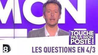 Video Les questions en 4/3 de Jean-Luc Lemoine - TPMP - 13/03/2014 MP3, 3GP, MP4, WEBM, AVI, FLV Juni 2017