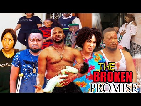 The Broken Promise Season 1- 2020 Latest Nigerian Movie.