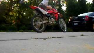 4. My 2004 crf100f  *FOR SALE* *SOLD FOR $1200*