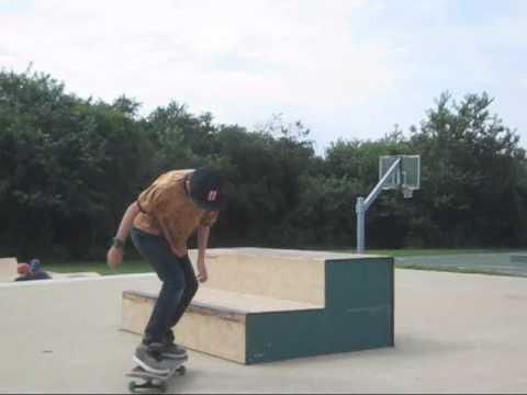 Block Island Skatepark Montage