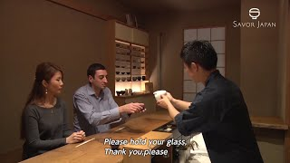 Video Learn from the master chef how to drink -JAPANESE SAKE- MP3, 3GP, MP4, WEBM, AVI, FLV Maret 2019