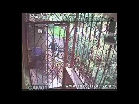 Տեսախցիկներն արձանագրել են հեծանվի գողության դրվագը (Տեսանյութ)
