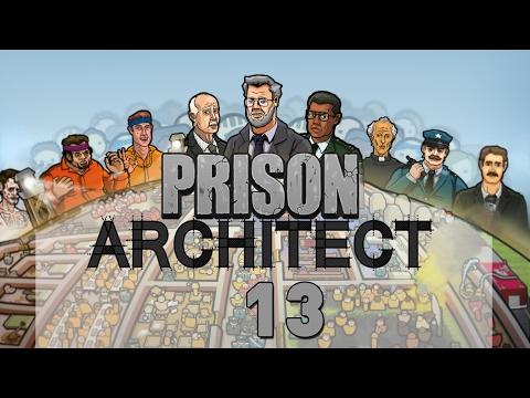 Прохождение Prison Architect: #13 - ОБУЧЕНИЕ! (видео)