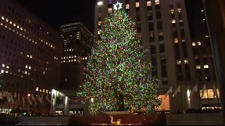 Christmas in New York 2015