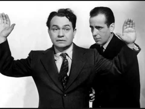 Edward G. Robinson & Humphrey Bogart In Bullets Or Ballots (Lux Radio Theater 1939) Part 1