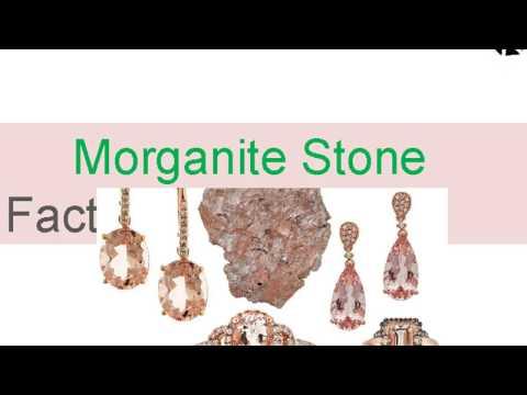 Morganite Stone Facts - Jewel Info 4U