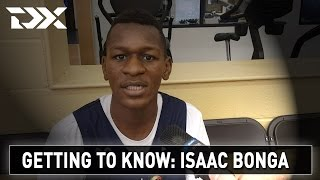 Getting to know: Isaac Bonga