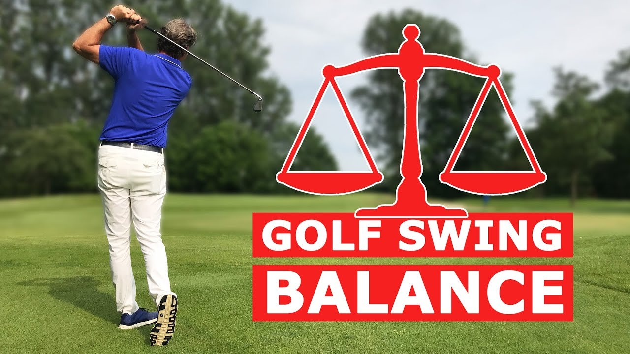Golf swing balance - Basics of a good golf swing