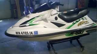 4. LOT 1233A 2002 Kawasaki ULTRA 150 Jet Ski with 115 Hours