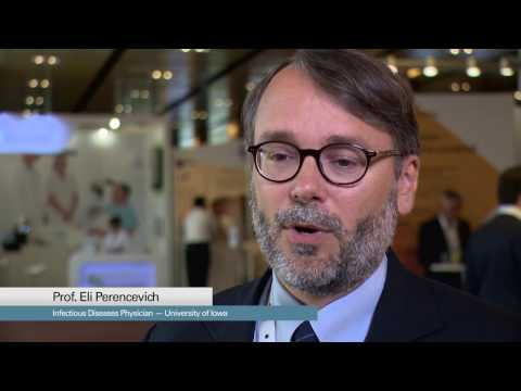 Prof. Eli Perencevich – Spread of hospital acquired infections related to climate