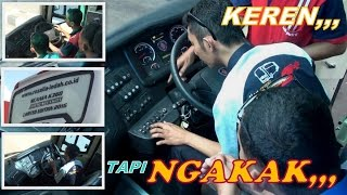 Video LATIHAN NYETIR SCANIA K360,, Dijamin NGAKAK,,,,, MP3, 3GP, MP4, WEBM, AVI, FLV Juni 2018