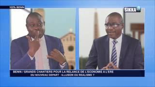 THEME: BENIN/GRANDS CHANTIERS POUR LA RELANCE DE L'ECONOMIE A L'ERE DU NOUVEAU DEPART: ILLUSION OU...