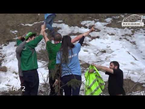 41 Rajd Świdnicki 2013 - Dachowanie z wodowaniem