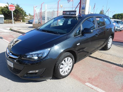 See video Opel ASTRA 1.4i COOL&SOUND