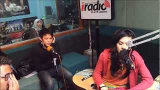 Video Part 1 - END Ariel NOAH kasih kejutan buat Sheryl Sheinafia di I Radio MP3, 3GP, MP4, WEBM, AVI, FLV Desember 2017