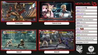 Next Level Battle Circuit is a weekly tournament series in New York City featuring some of the best fighting game players in the world! Watch the fights live every Wednesday 8PM EST on http://twitch.tv/teamsp00kyCard Games (Catwoman) vs Billy Hades (Black Adam) 2:49Card Games (Catwoman) vs Rico Suave (Black Adam) 12:55Creakyaxe (Superman) vs Dragongod (Black Adam) 23:29Next Level Arcade, 874 4th Ave, Brooklyn, NY 11232 (http://nycnextlevel.com)Follow Next Level on Twitter (https://twitter.com/nycnextlevel).Brackets available on the Next Level Challonge page (http://nextlevel.challonge.com)💀 Watch more Team Spooky 💀Catch us live on our Twitch channel (http://twitch.tv/teamsp00ky)Follow Team Spooky on Twitter (http://twitter.com/teamspooky)Follow Team Spooky on Facebook (http://facebook.com/teamspooky)