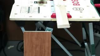Bosch. GKS 10,8 V-LI Professional. Часть 05.